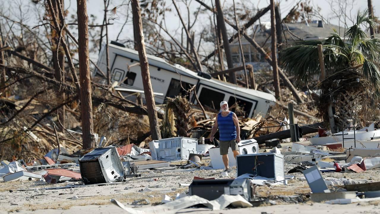 APTOPIX Hurricane Michael_1543268991165