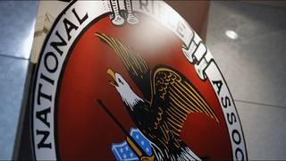 NRA lobbyist unloads on proposed assault weapons amendment