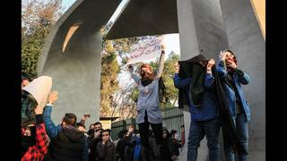 3,700 people were arrested during Iran protests, lawmaker says