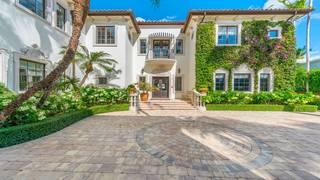 Mike Piazza selling Italian villa-style estate in Miami Beach for $18.5 million