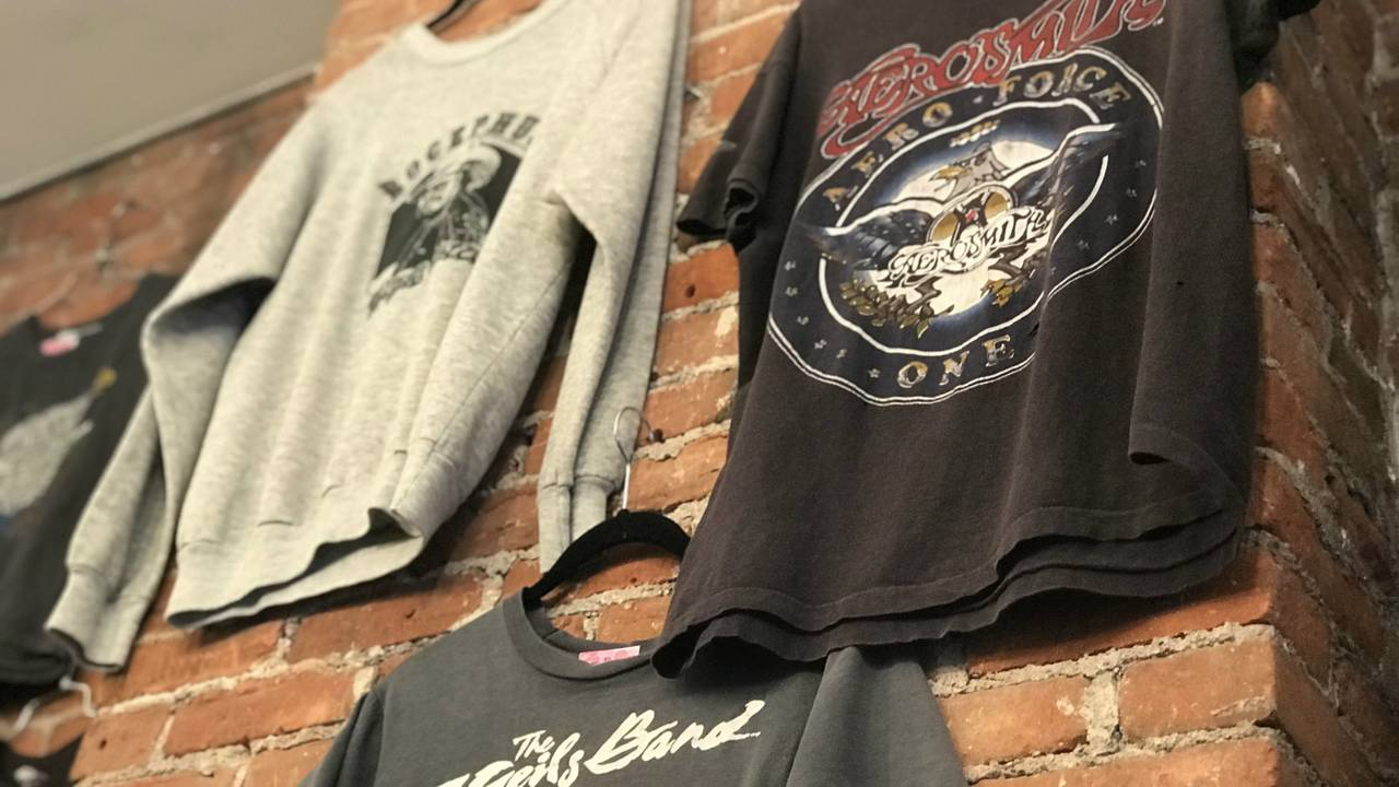 The Getup Vintage tshirts