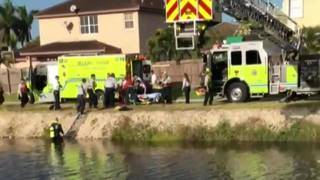 12-year-old boy pulled from southwest Miami-Dade canal dies