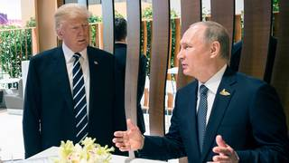 WATCH LIVE: Trump and Putin hold joint news conference