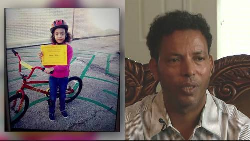 Father says he forgives driver in hit-and-run that killed his 8-year-old daughter