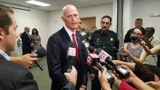 Florida Gov. invested in company linked to high speed rail