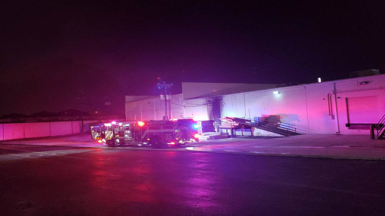 Arson Investigating Fire Found Behind West Side Furniture Store