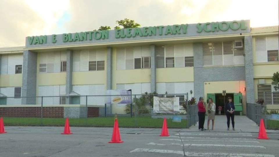 Van E. Blanton Elementary School