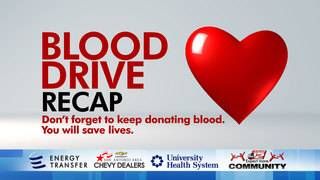 KSAT COMMUNITY Blood Drive recap