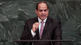 Egyptians vote on whether to let their President stay in office to 2030