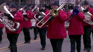 Salvation Army Brass Band delivers musical performance at annual…