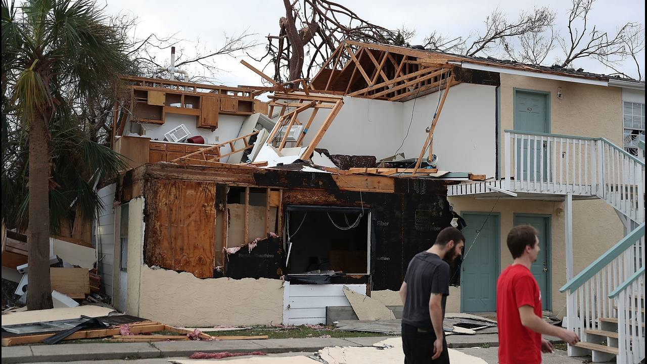 Hurricane Michael3628003335-75042528