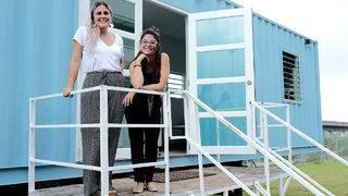 Year after Maria, sisterhood reinventing Puerto Rico