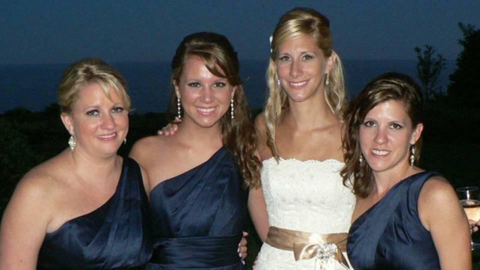 Megan and sisters