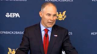 Lawmakers grilling EPA chief Scott Pruitt: 'You are unfit to hold public office'
