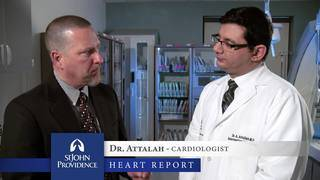 Dr. Attalah describes new 'clot busting' treatment for embolisms