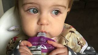 Handing over a baby food pouch? You might want to think twice