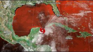 Why is Alberto a subtropical storm?