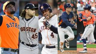 sale retailer fd18b 561fe Astros uniforms named best in MLB