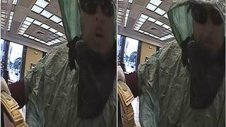 Man who robbed Fort Lauderdale bank believed to be 'poncho bandit' from&hellip&#x3b;