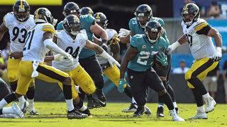Heartbreaking loss for Jaguars to Steelers in Jacksonville
