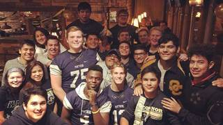 O'Connor football team throws teen surprise birthday party after no one&hellip&#x3b;