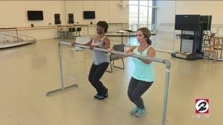 Motivation Monday: Working out with the legendary Lauren Anderson