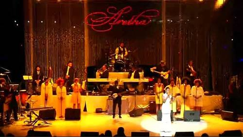 Free Detroit concert celebrates Queen of Soul, Aretha Franklin