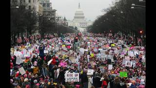 Everything you need to know about women's marches this weekend