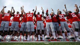 Ohio State University wants to trademark the word 'The'