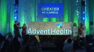 Florida Hospital changes name to AdventHealth