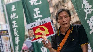 Leaders of Hong Kong's pro-democracy movement jailed