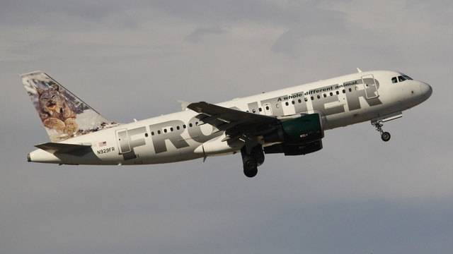 Frontier Airlines Offers Fares From Sa As Low As 39