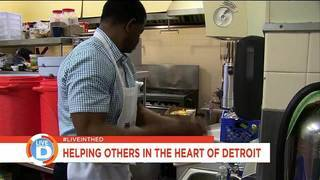 Volunteering and Helping others in Detroit