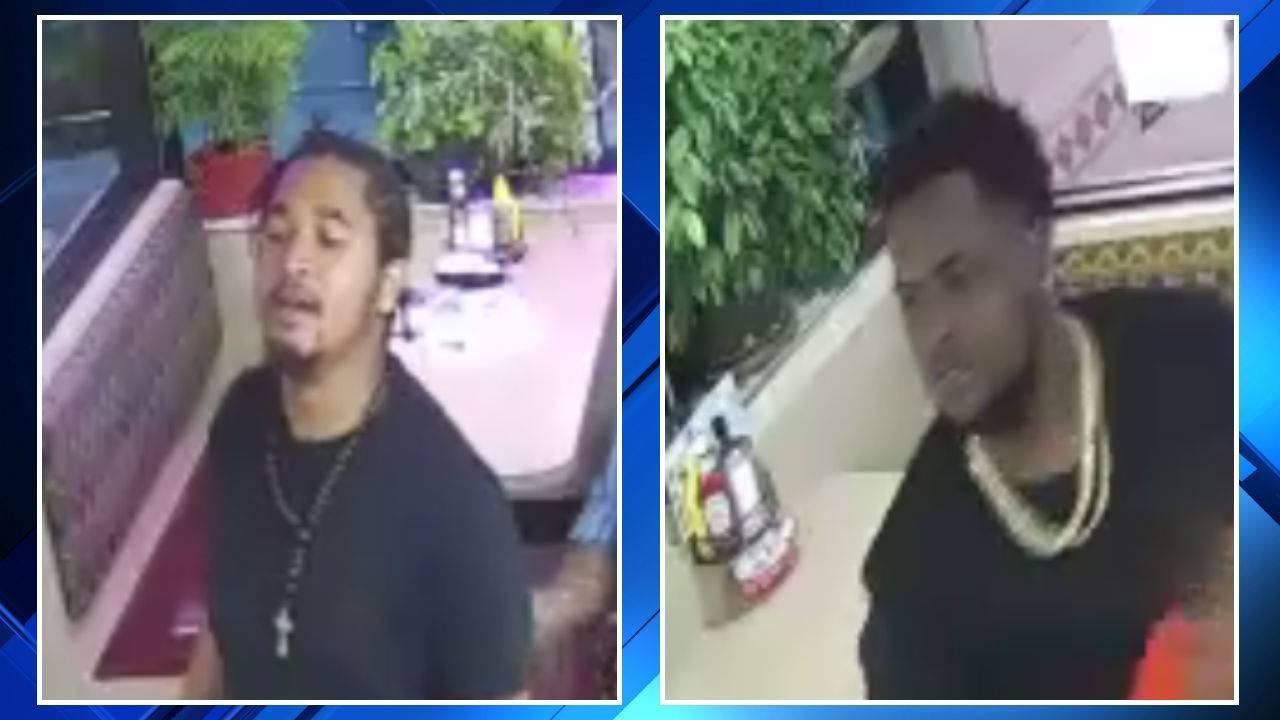 Detroit One Coney Island shootout suspects