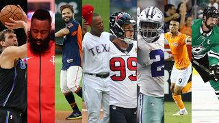 Houston vs. Dallas: A look at the storied franchises in each city