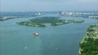 VIDEO: Dreaming about spring on Belle Isle