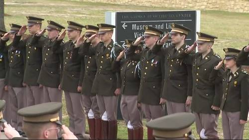 Texas A&M Corps of Cadets to participate in George H.W. Bush's services