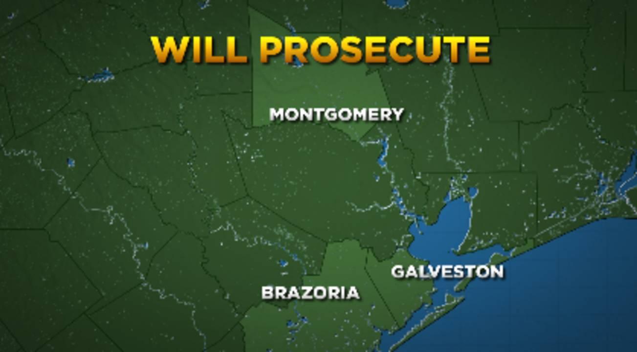 Montgomery, Brazoria, Galveston on new hemp law