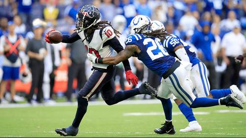 Texans turn focus to Colts, hope to extend win streak to 10