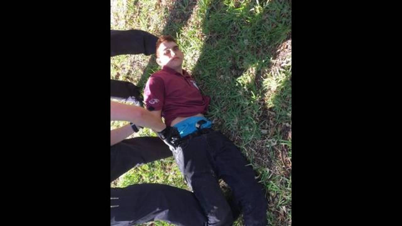 Nikolas Cruz Arrest