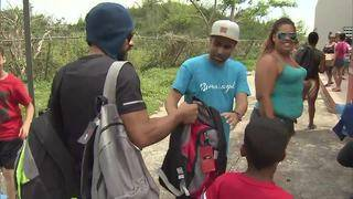 South Florida donations delivered to people in Puerto Rico