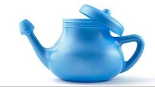 Tap water in neti pot to blame for brain-eating amoeba, doctors say