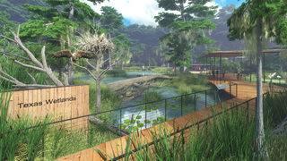 Bald eagles, gators and cranes, oh my! Houston Zoo's Texas Wetlands to&hellip&#x3b;