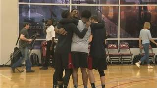 Heat prepared to start series with Philly