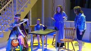 """Momdays: """"A Wrinkle in Time"""" opens Friday at The Magik Theatre"""