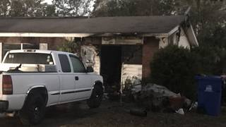 St. Augustine house fire sends 1 person to hospital