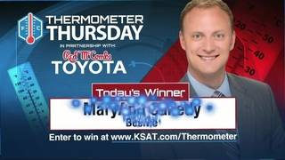 Thermometer Thursday: June 29, 2017