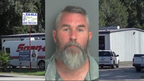 What happened when New Caney auto shop owner was arrested for theft