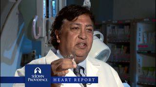 Heart Report: Dr. Batra on replacing diseased heart valves without surgery