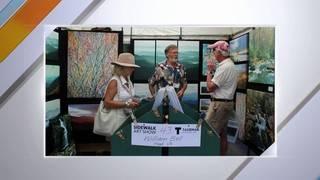 60th Annual Sidewalk Art Show Heads Downtown